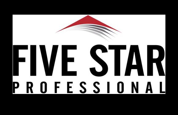 Five Star Professional Logo